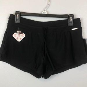 ZeroXposur Black Swimsuit Short Bottom Size M